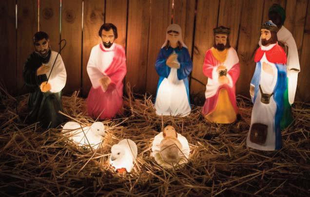 Laïcité et crèches de Noël : la décision du Conseil d'État