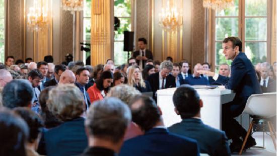 Annonces de Macron : les chefs d'entreprise réagissent